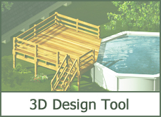 Small Deck Designs Ideas Plans Photo Gallery