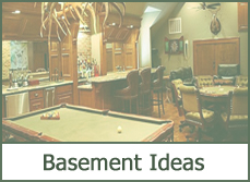 basement designs ideas pictures