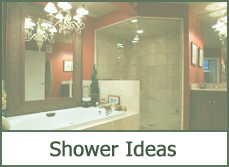 bathroom shower designs ideas