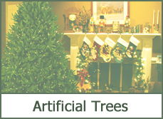 artificial christmas trees ideas types shop buy