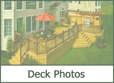 deck design photo gallery