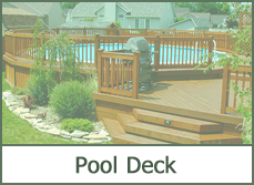 swimming pool deck designs ideas pictures