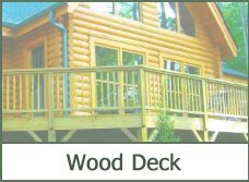 Wood Deck Designs Ideas Plans Pictures