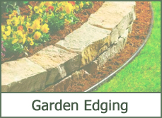 garden edging border designs ideas pictures