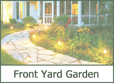 front yard garden designs ideas pictures