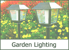 garden lighting lights solar fixture