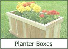 garden planter boxes designs ideas plans