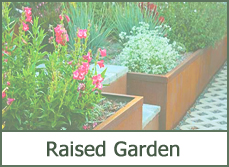 raised garden ideas designs pictures