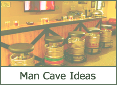 man cave designs ideas pictures