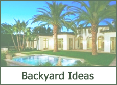 backyard designs ideas shrubs