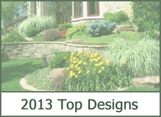 2015 top landscaping designs