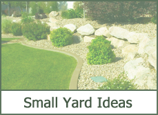 small landscaping yard design ideas