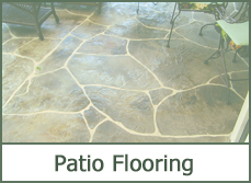 outdoor patio flooring options materials pictures