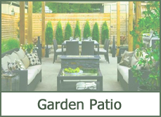 garden patio designs ideas pictures