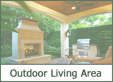 outdoor living area designs ideas pictures