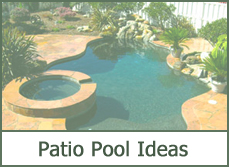 swimming pool patio designs ideas pictures