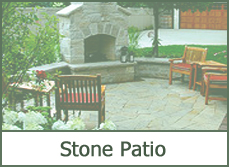 stone patio pavers ideas designs