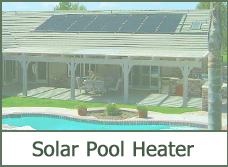 solar pool heater ideas pictures