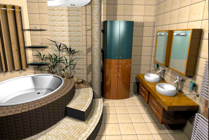 Swell Free Bathroom Design Software 3D Downloads Reviews Largest Home Design Picture Inspirations Pitcheantrous