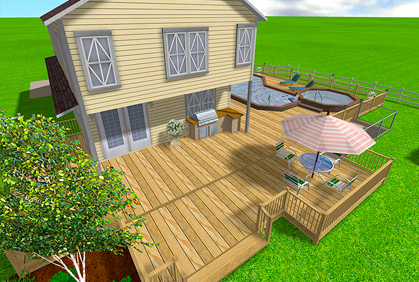 Deck Design Software Online Planning Tool