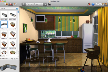 Kitchen design software free downloads 2017 reviews Kitchen design diy software