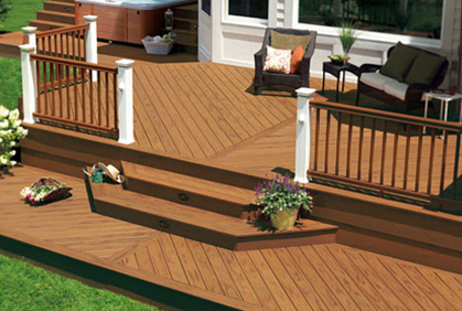 Best Composite Decking Ideas Amp 2018 Deck Design Plans
