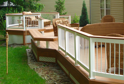 House deck design ideas plans pictures designer tools for Online deck designer tool