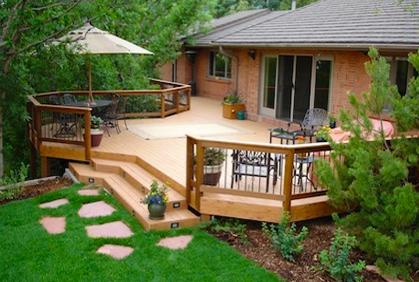 Types of Wood Decks
