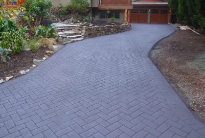 photos of popular asphalt driveway design ideas and tips