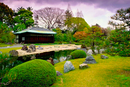 Asian Garden Design Ideas Building A Rock With Stones Moss - AxSoris.
