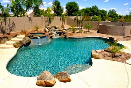 Backyard Pool Layouts