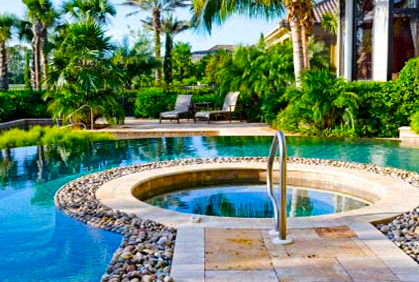 Photos Of Swimming Pool Landscaping Designs Ideas Plans