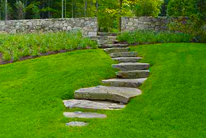 How To Landscape With Stone With Best Landscaping Desig