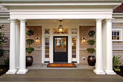 Front Porch Ideas - Design Plans - Free Pictures