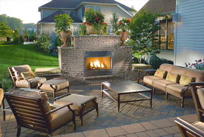 Simple Patio Ideas Pictures & DIY Design Plans
