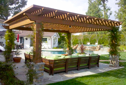 Top Patio Landscaping Designs Ideas Pictures 2017