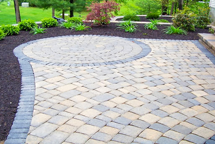 paver patio design ideas install pavestone patio designs