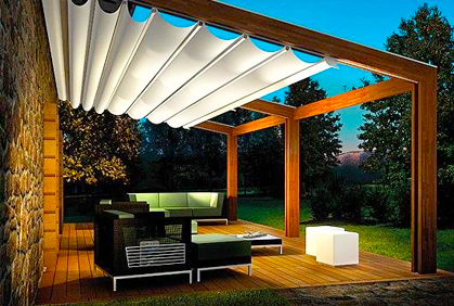 Best Retractable Awning Ideas for Outdoor Deck & Patios