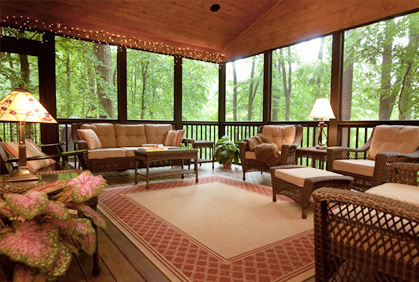 Pictures of Screened in Porches Designs Ideas Plans Pho