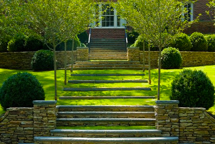 Walkway landscape design pictures