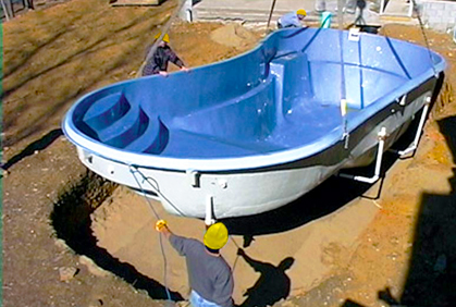 Top Fiberglass Pool Designs Ideas Photos 2017