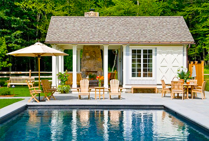0 - Pool House Designs Ideas