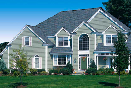 Best roof colors for your home photos ideas reviews for Unique house siding