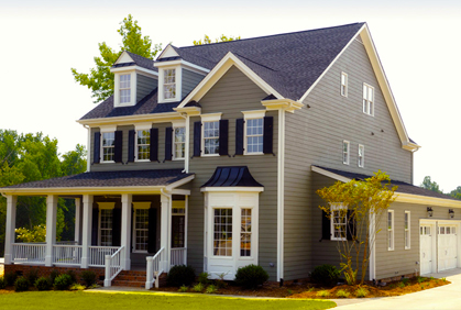 Types of aluminum siding pros cons pictures ideas - Kinds siding consider home ...