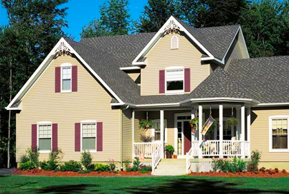 Exterior Siding Design Ideas