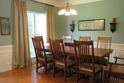 dining room paint color schemes 2017 trends
