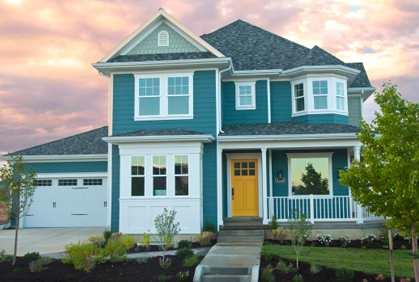 Choosing Exterior Paint Colors Schemes Combinations