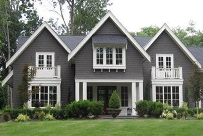 Choosing exterior paint colors schemes combinations - Popular exterior paint colors 2014 ...