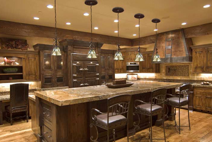 Marvelous Light Fixtures For Kitchen and Getting Your Hanging ...