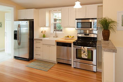 Open small kitchen designs photo gallery joy studio for Small kitchen design gallery